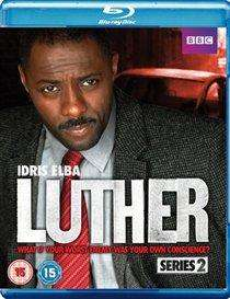 Luther - Series 2 Blu-ray - £1.56 delivered @ Rarewaves