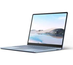 """12.5"""" Surface Laptop Go - Intel® Core™ i5, 256 GB SSD, Ice Blue - £779 @ Currys PC World"""