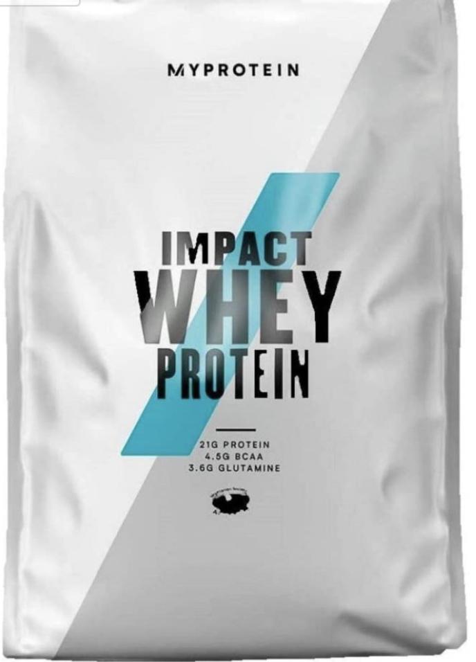 Myprotein Impact Whey Protein Powder Vanilla, 5kg - £33.76 @ Amazon
