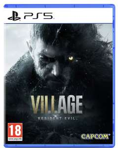 Resident Evil Village (Playstation 5) - £36.50 (Collected) with code @ Tesco