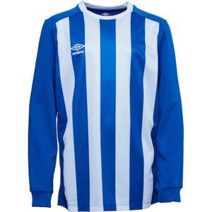 Boys football jersey £3.49 Delivery is £4.99 or Free with delivery pass @ M&M Direct