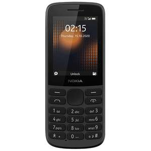 New Nokia 215, 4G, Dual SIM, Unlocked £15 delivered @ O2 Shop