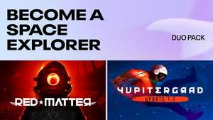 """""""Become a space explorer"""" Duo Pack £22.64 @ Oculus Quest store"""