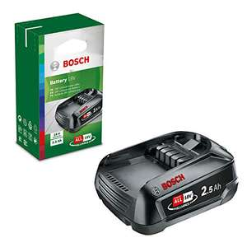 Bosch 18v 2.5Ah battery £30 @ Amazon