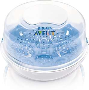 Philips Avent Microwave Steriliser £22.99 (Free Collection) @ Boots