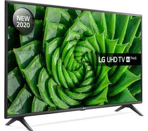"LG 50UN80006LC 50"" Smart 4K Ultra HD HDR LED TV + Google Assistant & Alexa 5y warranty £359.98 or LG 55UN80 £429.99 (Members Only) @ Costco"