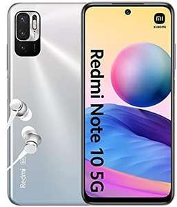 "Redmi Note 10 5G - Smartphone 4GB + 64GB 6.5"" 90Hz MediaTek Dimensity 700 5000mAh - £209.73 (UK Mainland) @ Amazon France"