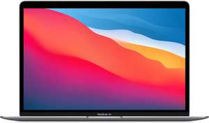 "Apple Macbook Air 13.3"" M1 Chip 8GB RAM 256 SSD macOS - Silver/Gold (2020), £854.05 (UK Mainland) with code at AO / ebay"