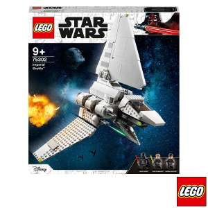 LEGO Star Wars Imperial Shuttle 75302 £54.99 delivered at Costco