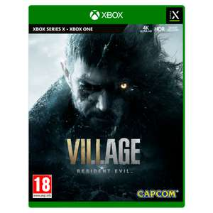 Resident Evil Village - Xbox Series X - £40 with Clubcard @ Tesco