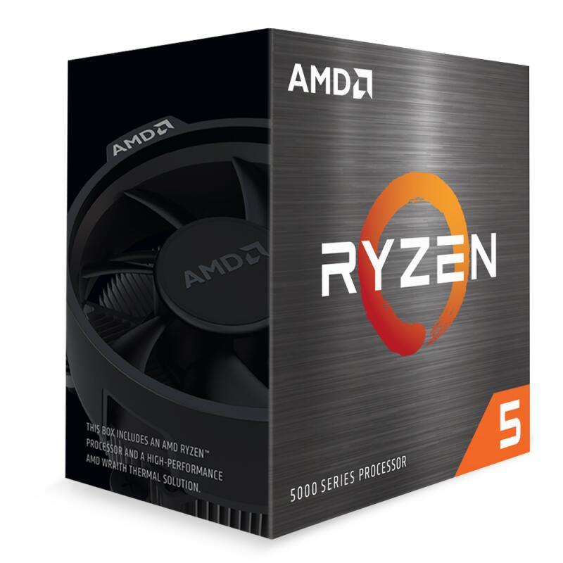 AMD Ryzen 5 5600X Six Core 4.6GHZ (Socket AM4) Processor £268.69 delivered @ Overclockers