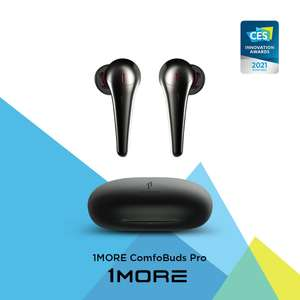 1More Comfobuds Pro ANC Earbuds £56.49 - Sold by 1MORE INC and Fulfilled by Amazon.