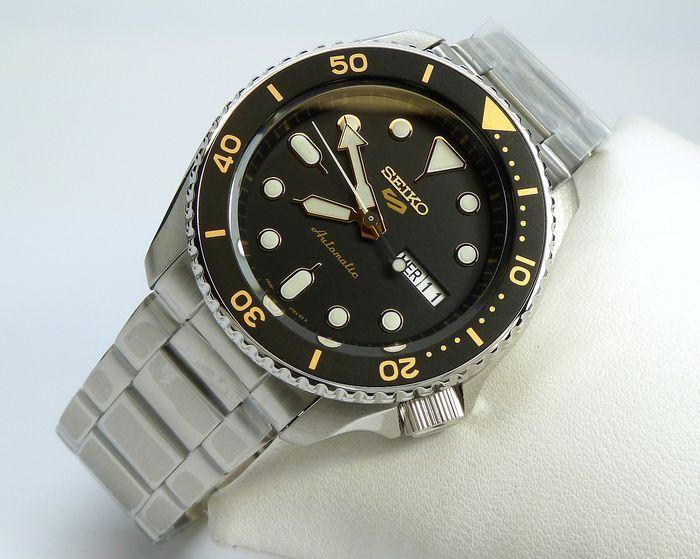 Seiko 5 Men's Automatic Watch SRPD57K1 £159.09 @ Amazon