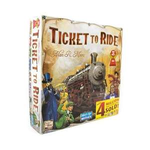 Ticket to Ride Board Game - £24.22 @ Amazon
