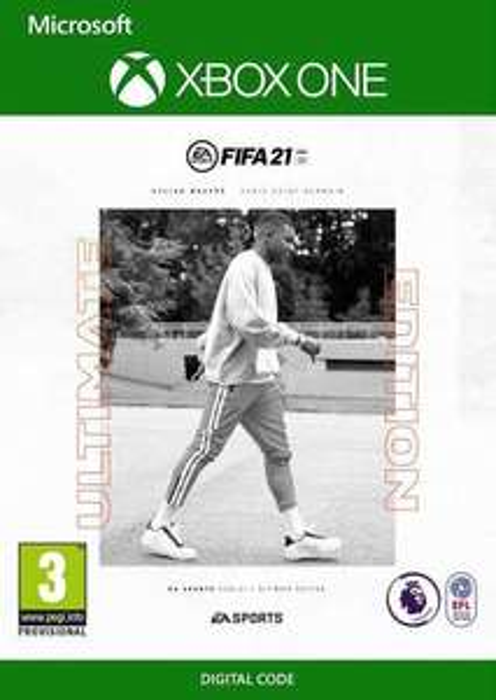 Fifa 21 - Ultimate Edition Xbox £24.99 @ CDKeys