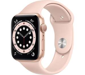 APPLE Watch Series 6 40 mm £349 (£314.10 via targeted 10% discount popup) @ Currys PC World