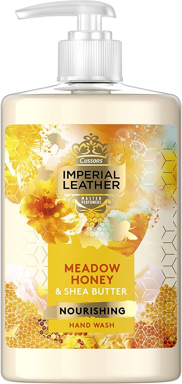 300ml Imperial Leather handwash (Various scents) 50p @ Wilko
