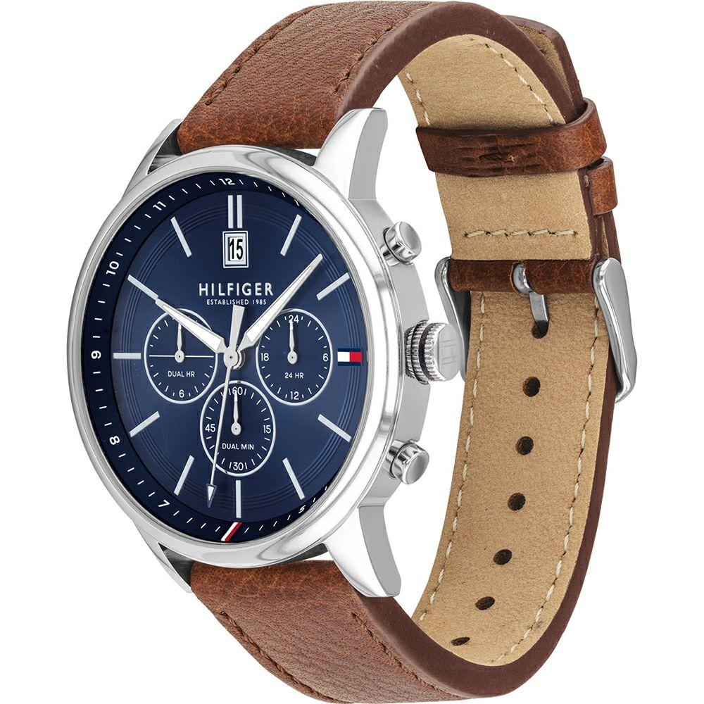 Tommy Hilfiger Men's Analogue Quartz Watch with Leather Strap 1791629 £79.57 @ Amazon