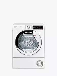 Hoover Dynamic Next DXOH9A2TCE-80 Heat Pump Freestanding Tumble Dryer, 9kg Load £329 @ John Lewis & Partners