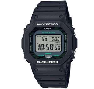 Casio G-Shock Watch (GW-B5600MG-1) with Bluetooth, Solar, Radio and a positive display £116.10 @ G-shock Store