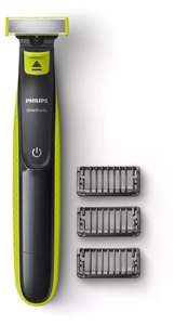 Philips Oneblade Hybrid Trimmer for Face QP2520/25 + 2 year warranty - £18.19 with code delivered @ Philips Shop
