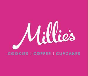 30% off orders with code for delivery date 11-13 May @ Millies Cookies