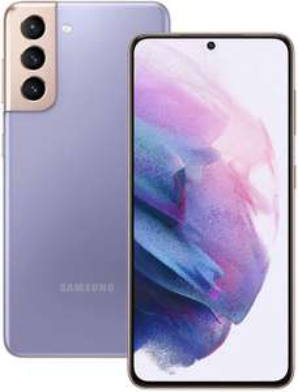 Samsung Galaxy S21 5G Smartphone SIM Free Android Mobile Phone Phantom Violet 256GB £662 @ Amazon