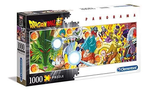 Clementoni: Dragonball Super 1000 Piece Panorama Puzzle - £3.76 Prime / £8.25 Non Prime at Amazon