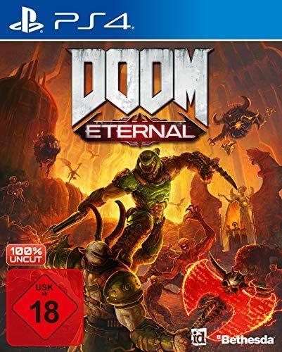 Doom Eternal PS4 £10.69 + £2.99 NP @ Amazon