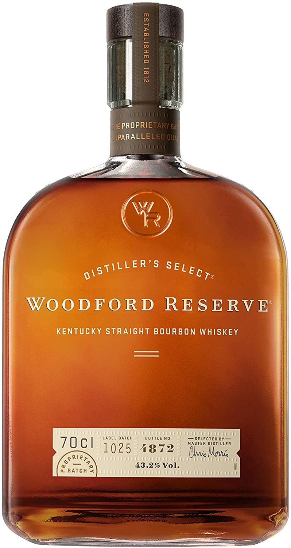 Woodford Reserve Distiller's Select Kentucky Straight Bourbon Whiskey 70cl - £11.59 @ Asda Chelmsford