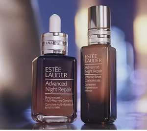 Estee Lauder Power pair offer Advanced Night Repair Serum with a purchase of a full-size Advanced Night Repair Serum (50ml)