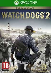 [Xbox One] Watch Dogs 2 Gold Edition Inc Base Game, Season Pass & Deluxe Pack - £13.99 @ CDKeys