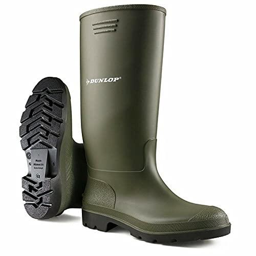 Unisex Wellingtons Boots Ladies Women Mens - £9.60 (+£4.49 Non-Prime) - Sold by A&H Footwear via Amazon