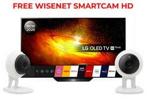 Refurbished LG OLED55BX6LB 55'' UHD 4K Smart HDR OLED TV with WebOS & AI & Freeview/ Freesat £759 delivered @ yellowelectronics / ebay