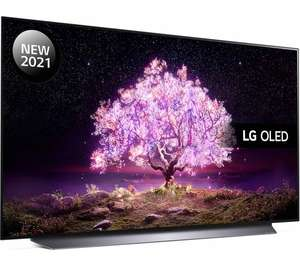 "LG OLED55C14LB 55"" Smart 4K Ultra HD HDR OLED TV + £150 on XBOX store vouchers + LGFN4 earphones & 5m Apple Music £1699 @ Currys PC World"