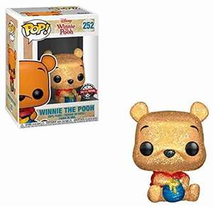 Winnie The Pooh (Diamond Glitter) Funko Pop £10 +£3.99 Non-Prime Dispatched from and sold by The Entertainer Toys @ Amazon