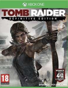 Tomb Raider Definitive Edition (Xbox One) £3.29 @ CDKeys