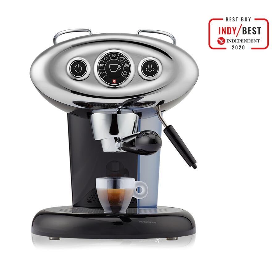 X7.1 Iperespresso Black Coffee Machine £99 @ Illy