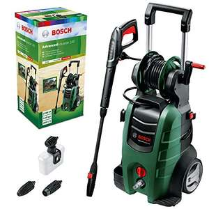 Bosch High Pressure Washer AdvancedAquatak 140 (2100 W, Maximum Flow Rate 450 Litre/Hour) £188.23 delivered with voucher @ Amazon Germany