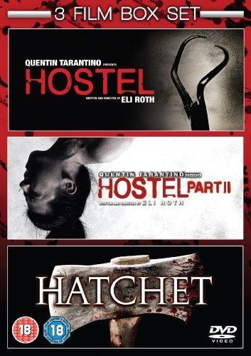 Hostel/Hostel: Part II/Hatchet - Jay Hernandez, Derek Richardson DVD Set £1.28 delivered @ Rarewaves
