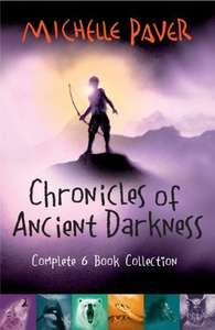Chronicles of Ancient Darkness Complete 6 ebooks Kindle Daily Deal - 99p @ Amazon