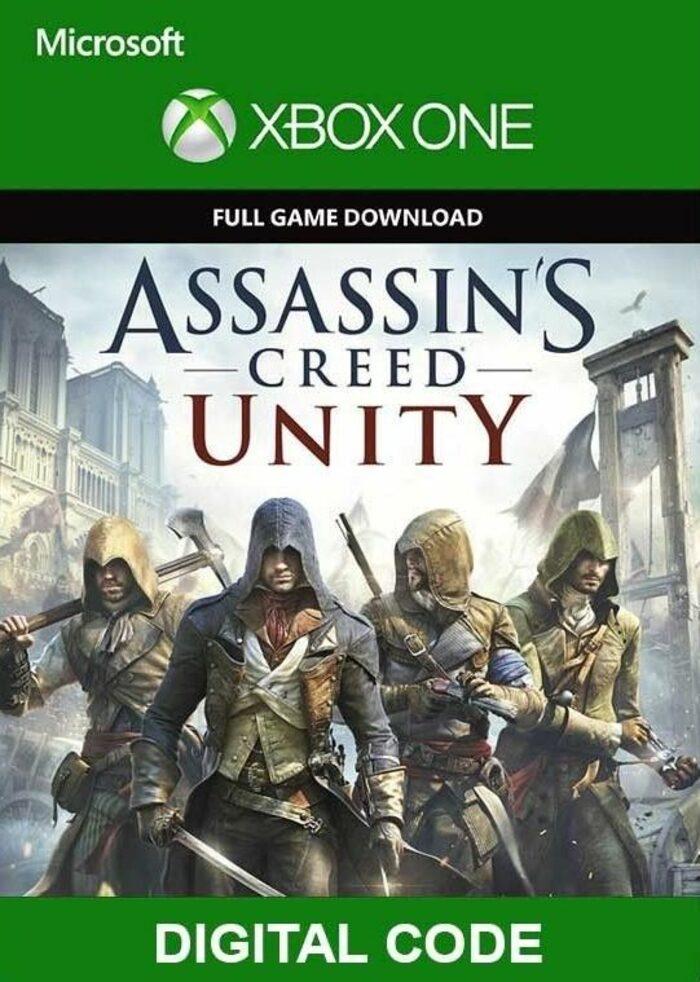 Assasins Creed Unity Xbox One 98p at Eneba / GCDKey
