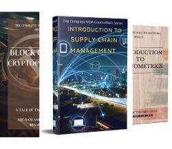 13 Free Kindle eBooks: MBA Series- Supply Chain, Econometrics, Art of Writing Well, Marketing, MS Office, Python & More at Amazon