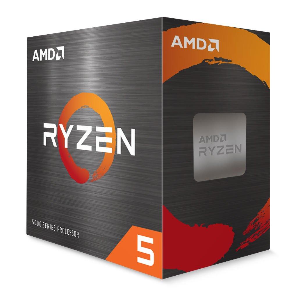 AMD Ryzen 5 5600X 6 Core AM4 CPU/Processor - £274.99 @ Scan