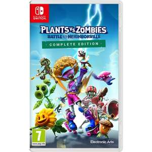 Plants vs. Zombies: Battle for Neighborville Complete Edition £19.99 at Smyths Toys