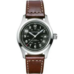 Hamilton Khaki Field Automatic £376.65 Delivered @ Francis & Gaye
