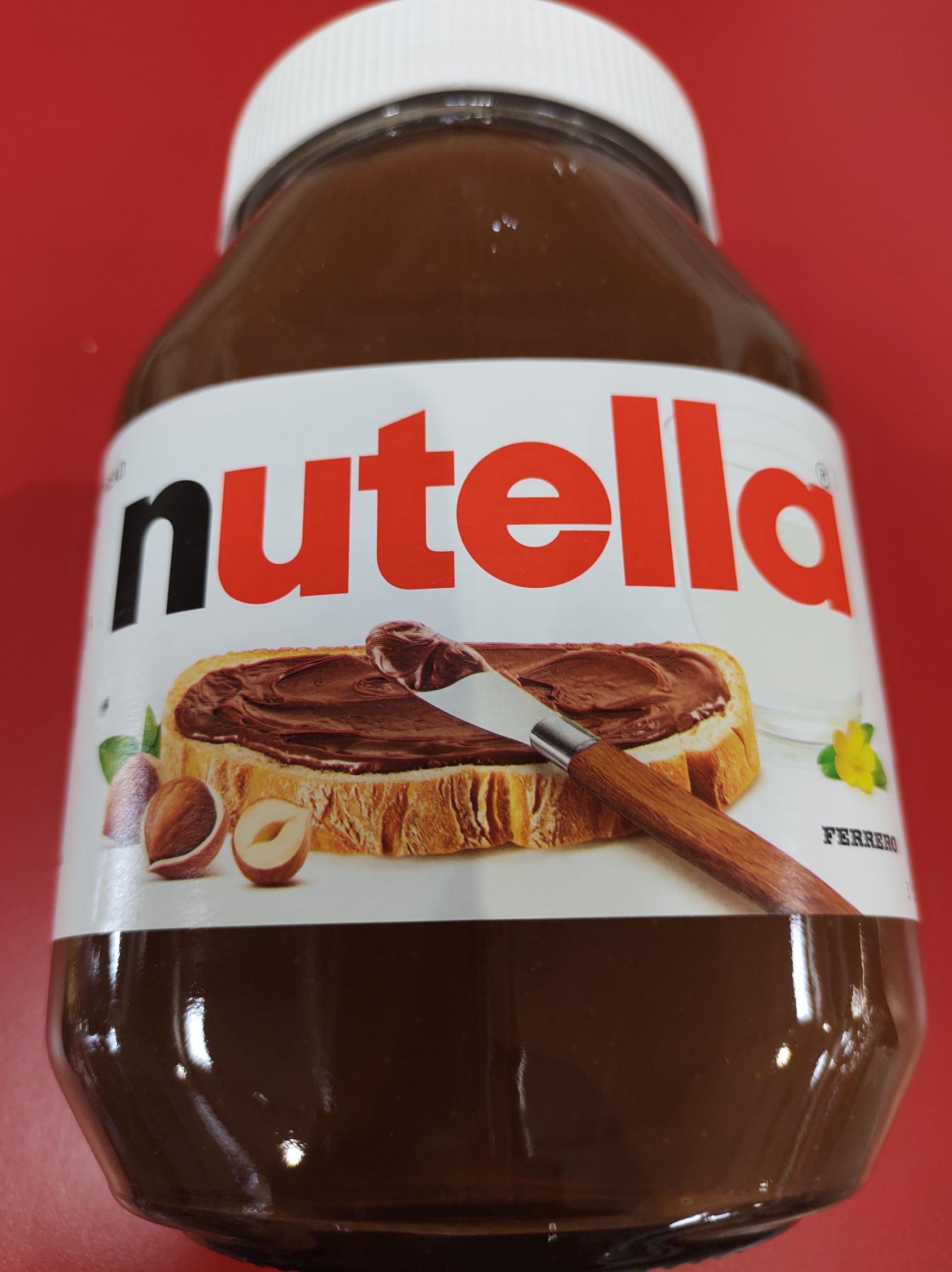 1kg Nutella chocolate spread in Costco £3.89 @ Costco (Oldham)