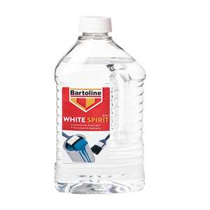 Bartoline White Spirit BS 245 3 x 2litre for £6 (Free Collection) at Dulux Shop