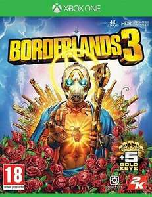 Borderlands 3 (Xbox One) used - £6.94 @ musicmagpie / ebay