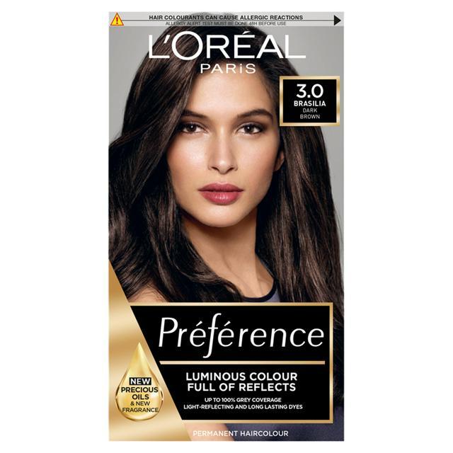 L'Oréal Paris Preference Hair Dye Brasilia £1 @ Asda (Bradford)
